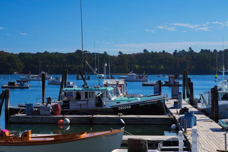 Harbor, South Freeport, Maine