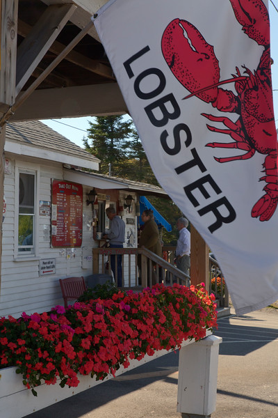 Take Out Lobster Joint, Yarmouth, Maine