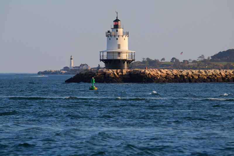 Spring Point Ledge Lighthouse, Portland, Maine