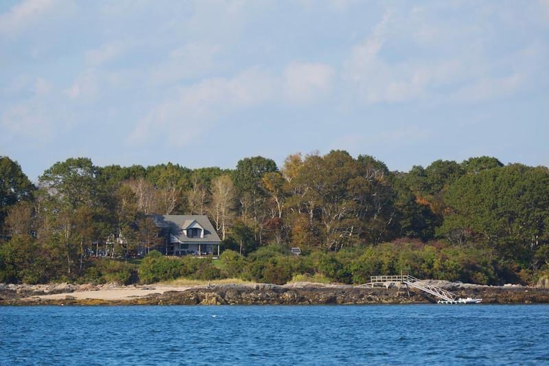 Summer Home, Casco Bay, Maine