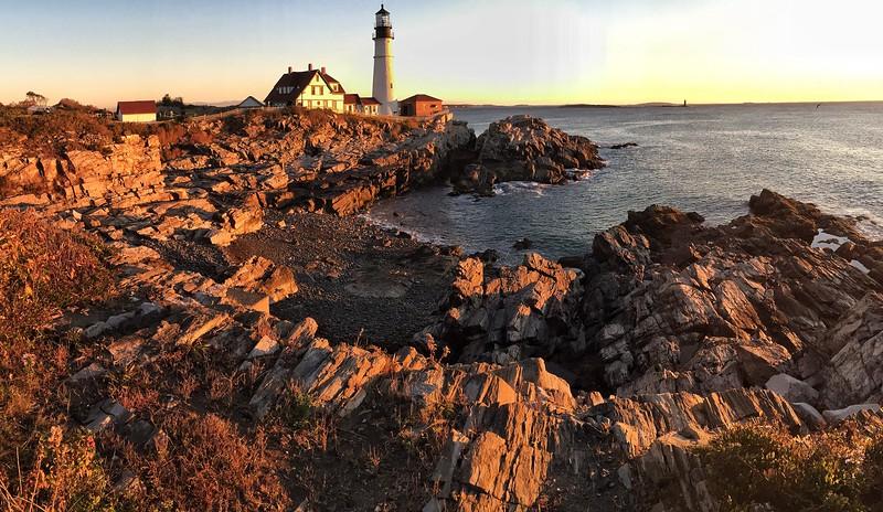 Portland Head Light, Portland, Maine