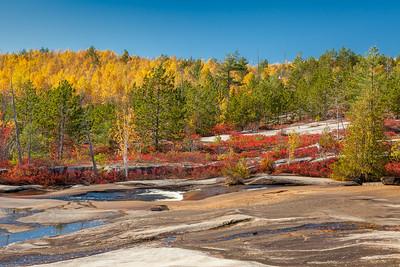 Blueberry Ledges & Katahdin Stream, Baxter State Park