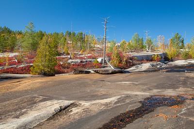 Blueberry Ledges & Katahdin Stream,, Baxter State Park, Maine