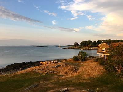Maine August 2017