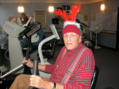 Cardiac Rehab Christmas Party