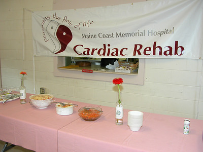 MCMH 2010 Cardiac Rehab Party