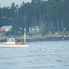 Pulling Traps, Harpswell, Maine