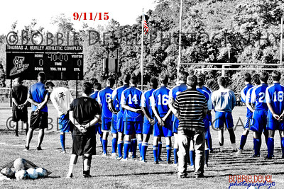 Maine Endwell Boys Varsity Soccer 2015