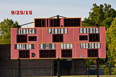ME (0) Ithaca (3) Boys Varsity Soccer 9-25-15