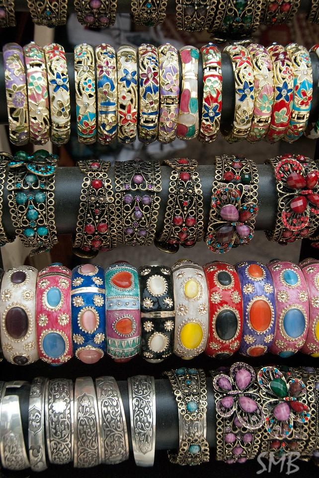 bracelets<br /> <br /> Jerusalem, Israel