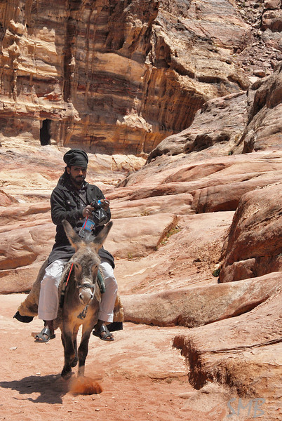 Bedouin <br /> <br /> Petra, Jordan