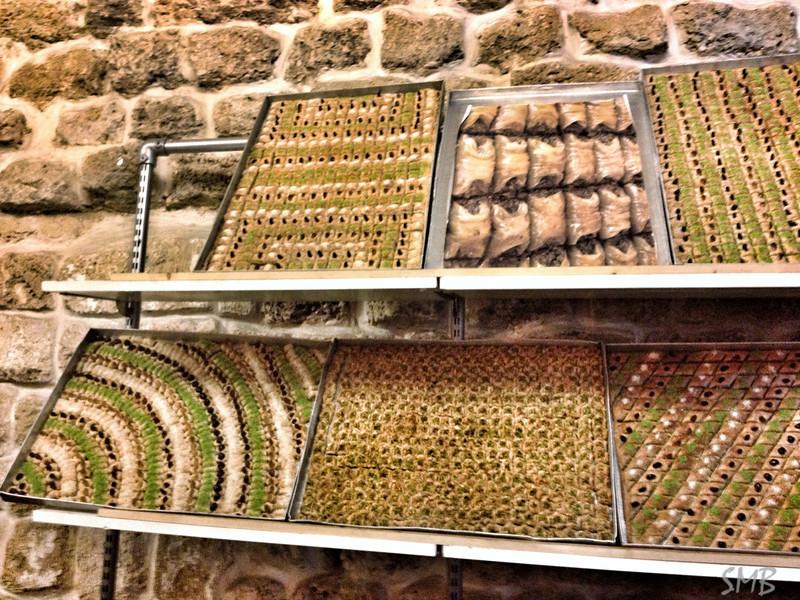 Sweets!!<br /> <br /> Jaffa, Israel