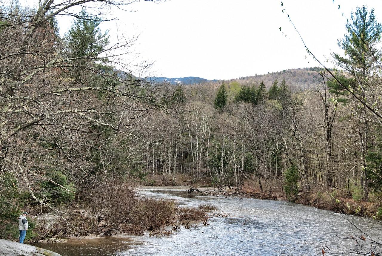 Fishing on Sunday River<br /> <br /> Bethel, Maine