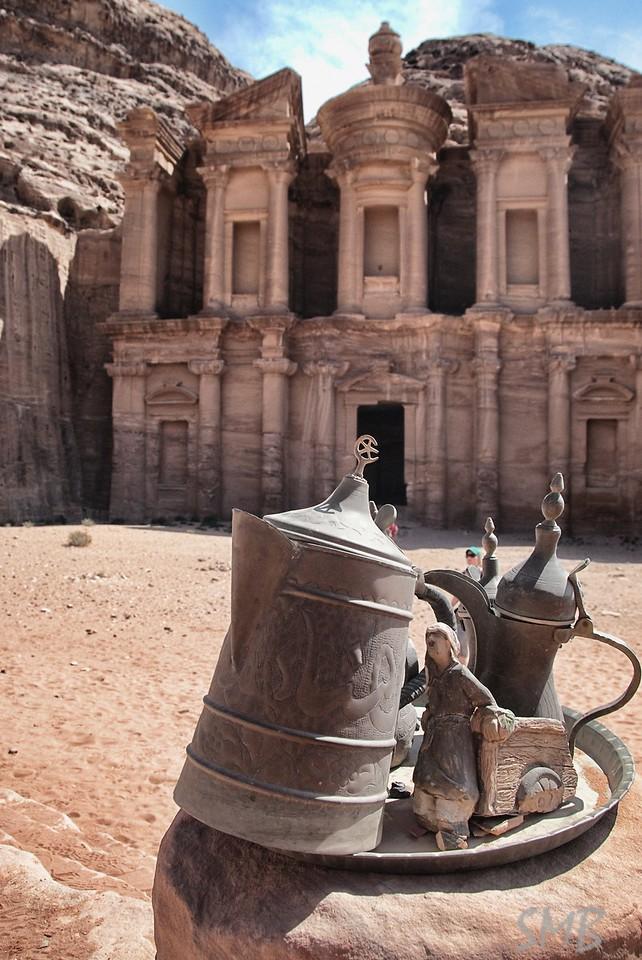 The Monastery<br /> Petra, Jordan