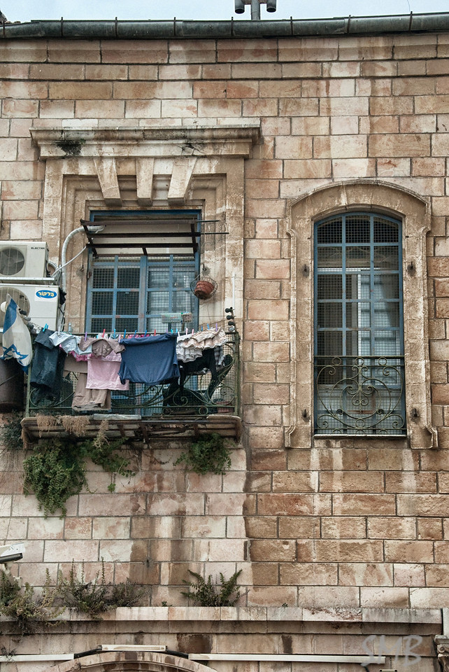 laundry time<br /> <br /> Jerusalem, Israel