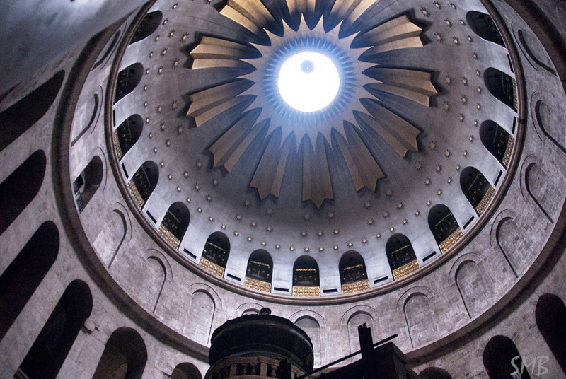 The Church of the Holy Sepulchre<br /> <br /> Jerusalem, Israel