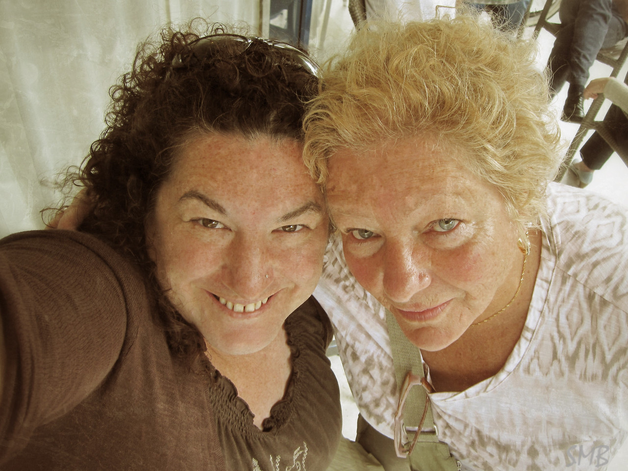 My Mom and I<br /> <br /> Tel Aviv, Israel