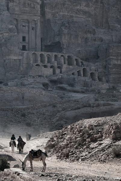 The Urn Tomb<br /> <br /> Petra, Jordan