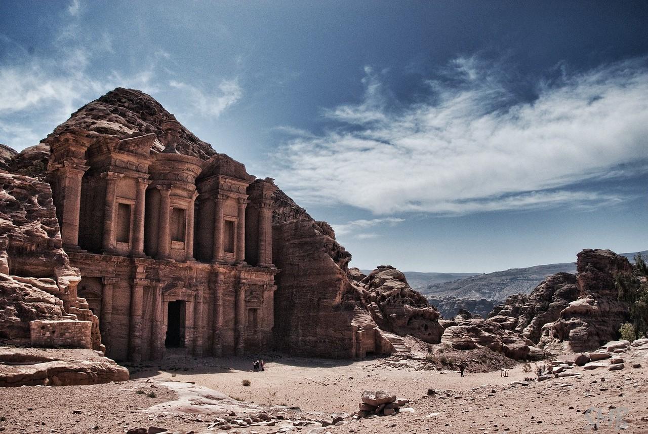The Monastery<br /> <br /> Petra, Jordan