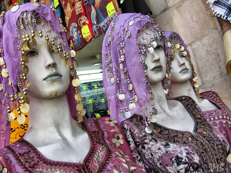 Mannequins<br /> <br /> Amman, Jordan