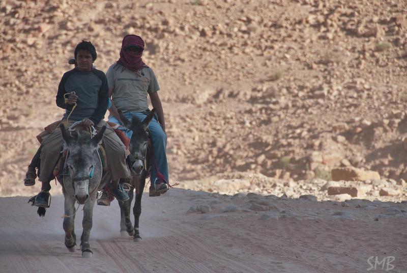 Commute<br /> Petra, Jordan