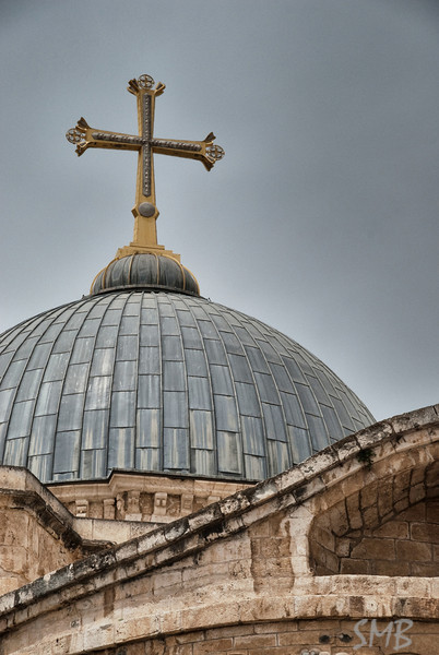 Done of the church<br /> <br /> Jerusalem, Israel
