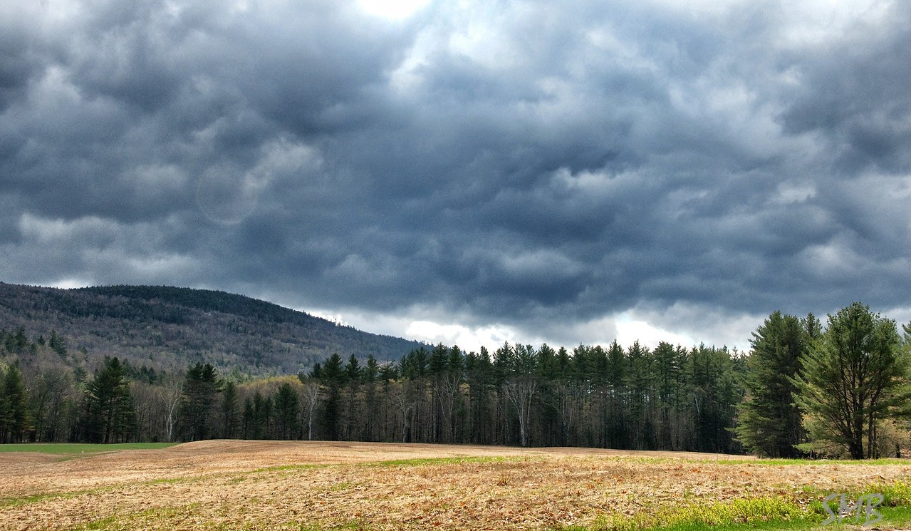 cloudy<br /> <br /> Bethel, Maine