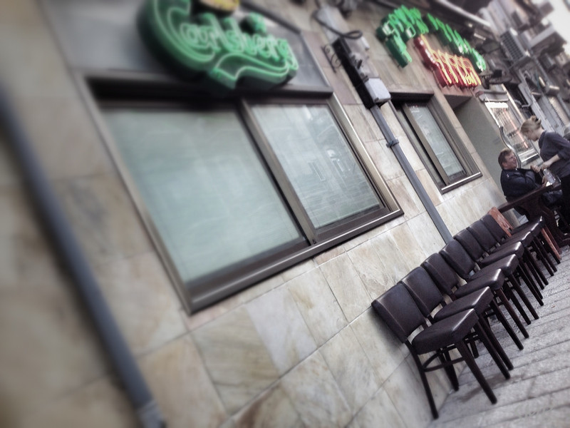 The restaurant<br /> <br /> Tel Aviv, Israel