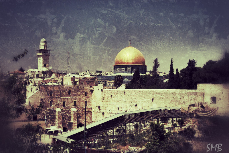 The Dome of the Rock<br /> Jerusalem, Israel