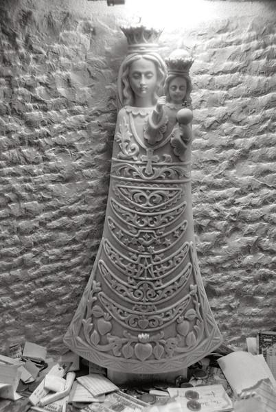 inside the Milk Grotto<br /> <br /> Bethlehem, Palestine