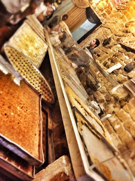 the sweet shop<br /> <br /> Jaffa, Israel