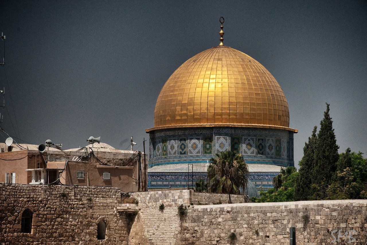 The Dome of the rock<br /> <br /> Jerusalem, Israel
