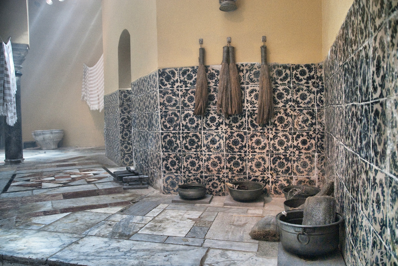 Turkish bath<br /> <br /> Acre, Israel