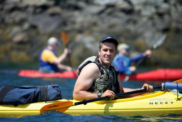 Maine Kayak Tour