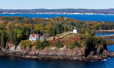 MIP AERIAL OWLS HEAD LIGHTHOUSE ME-1334