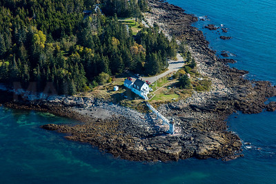 MIP AERIAL MARSHALL POINT LIGHT PORT CLYDE ME 111217-6017