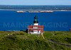 MIP AERIAL SEGUIN ISLAND LIGHTHOUSE-1718