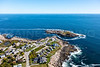 MIP AERIAL NUBBLE LIGHTHOUSE YORK ME-4095