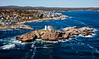 MIP AERIAL NUBBLE LIGHTHOUSE CAPE NEDDICK YORK ME-0569