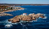 MIP AERIAL NUBBLE LIGHTHOUSE CAPE NEDDICK YORK ME-0567