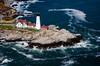 MIP AERIAL PORTLAND HEAD LIGHT CAPE ELIZABETH ME-0162