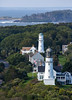MIP AERIAL TWO LIGHTS CAPE ELIZABETH ME-0789