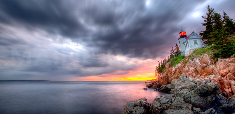 Maine Lighthouses (Ground)