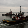 Tugs on Casco Bay
