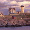 Cape Neddick Maine ~ Nubble Lighthouse