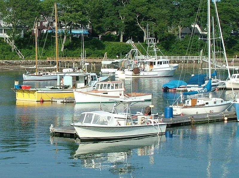 York Harbor Maine
