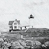 Nubble Lighthouse ~ York, Maine