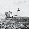 Nubble Lighthouse ~ York, Maine