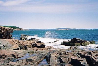 Thunder hole Acadia_2