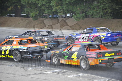 Outlaw 350 Pass Open 9-12-14